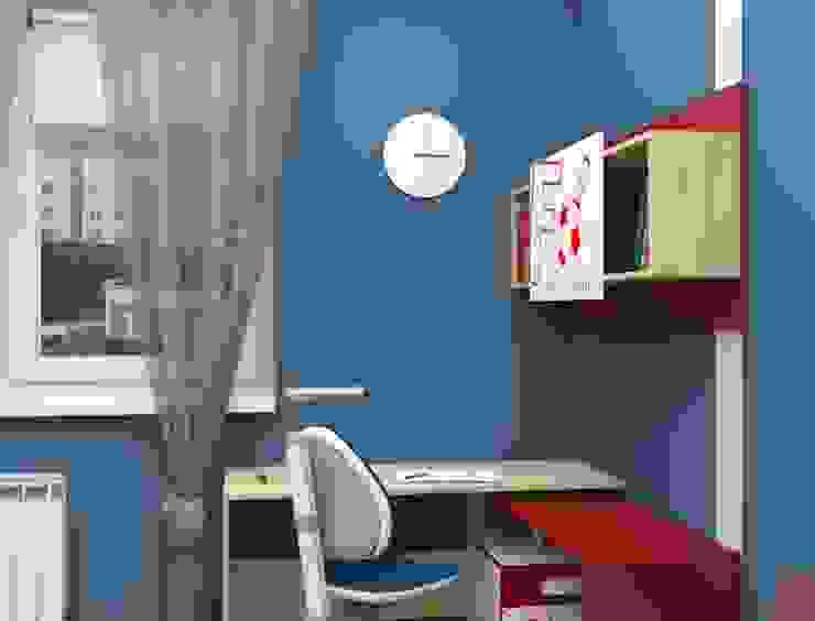 Дизайн-проект двухкомнатной квартиры Детская комнатa в классическом стиле от Студия дизайна и декора Светланы Фрунзе Классический