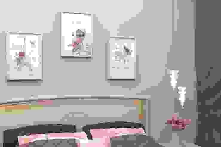 Дизайн-проект двухкомнатной квартиры Спальня в классическом стиле от Студия дизайна и декора Светланы Фрунзе Классический