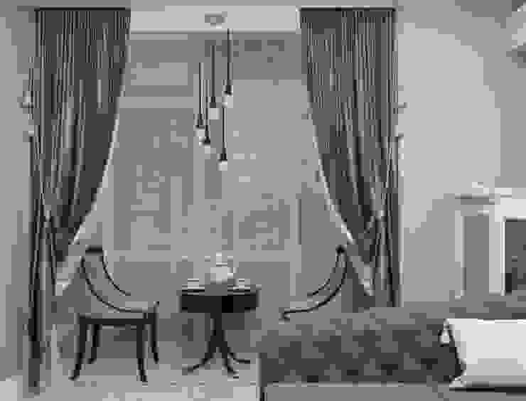 Дизайн-проект квартиры в классическом стиле Гостиная в классическом стиле от Студия дизайна и декора Светланы Фрунзе Классический