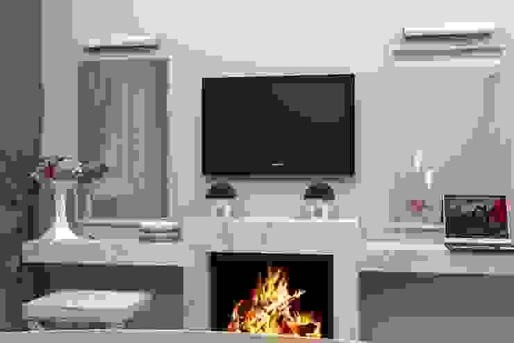 Дизайн-проект двухкомнатной квартиры Гостиная в классическом стиле от Студия дизайна и декора Светланы Фрунзе Классический