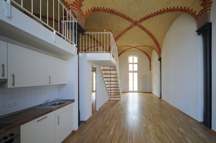 Modern style kitchen by Carlos Zwick Architekten Modern
