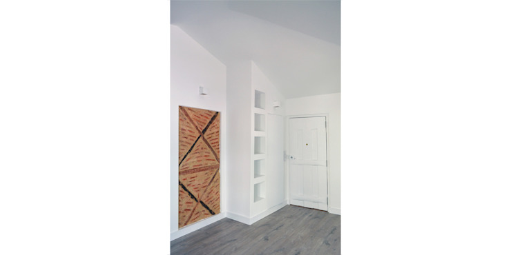 الممر والمدخل تنفيذ T2 Arquitectura & Interiores, تبسيطي
