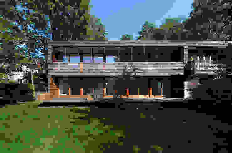 Kapuzinerweg Moderne Häuser von Carlos Zwick Architekten Modern