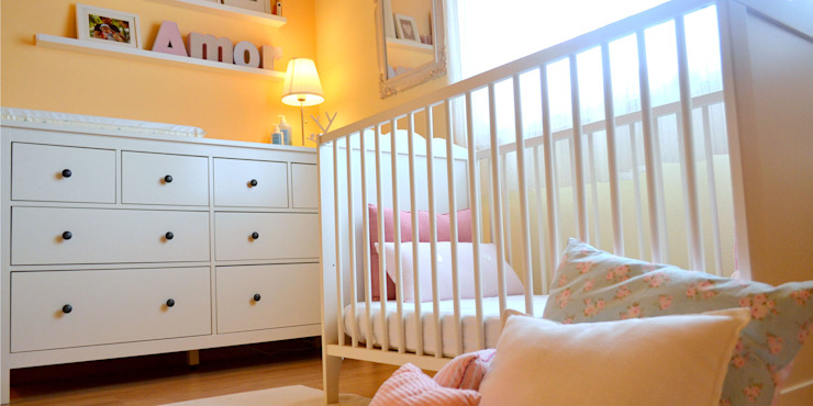 T2 Arquitectura & Interiores Chambre d'enfant originale