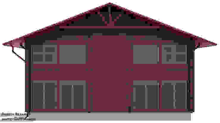 Визуализация фасадов Дома в классическом стиле от Андреев Александр Классический