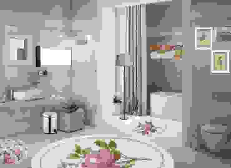 Halistores – Banyolarda Vintage: modern tarz , Modern