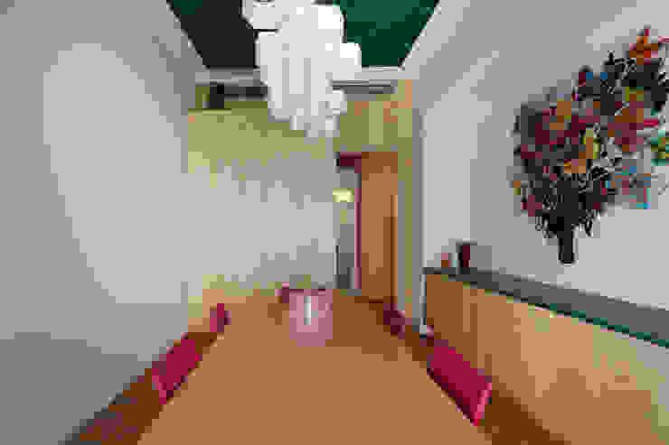 sala da pranzo di ELENA TARETTO ARCHITETTO