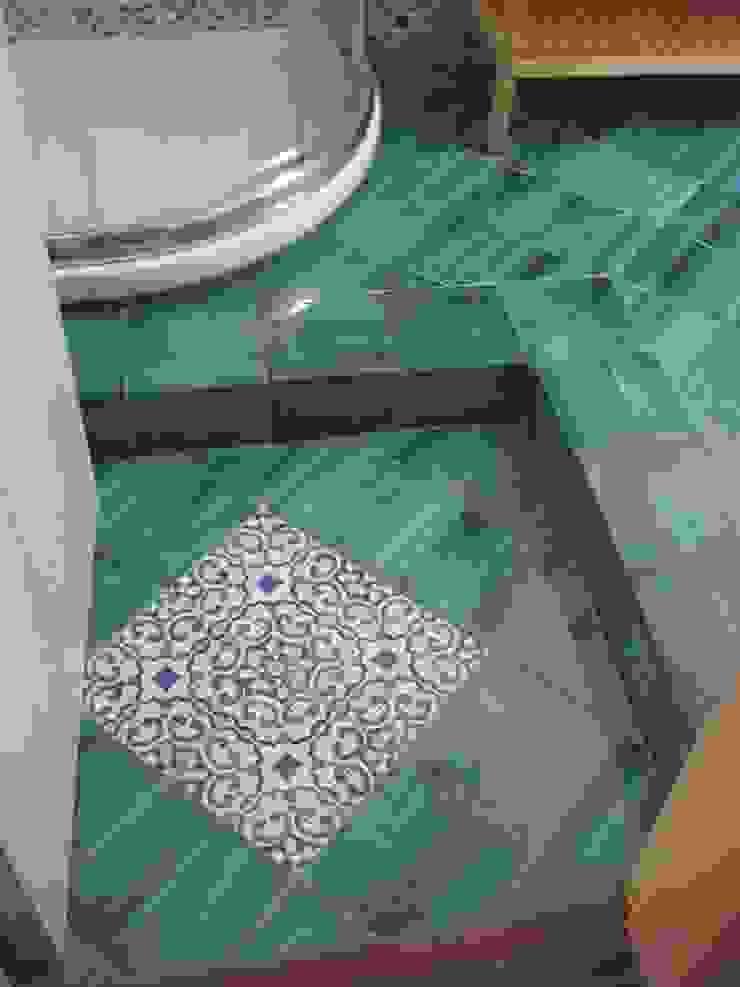 bagno | dopo francesca ravidà architetto | interior designer Bagno in stile mediterraneo