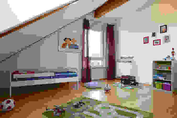 Traumhaus das Original - Dirk van Hoek GmbH Nursery/kid's room