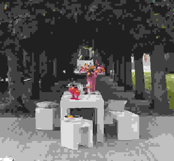 Ambientes de terrazas de Sia Home Fashion Moderno