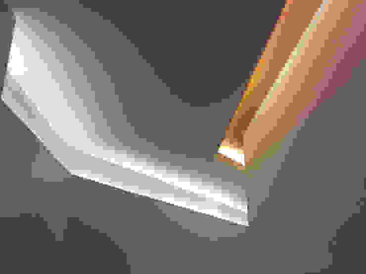 """AGENCIA DE PUBLICIDAD """"DE REPENTE"""". PLAZA DE SANTA BARBARA. MADRID. 2009 Edificios de oficinas de estilo moderno de Bescos-Nicoletti Arquitectos Moderno"""
