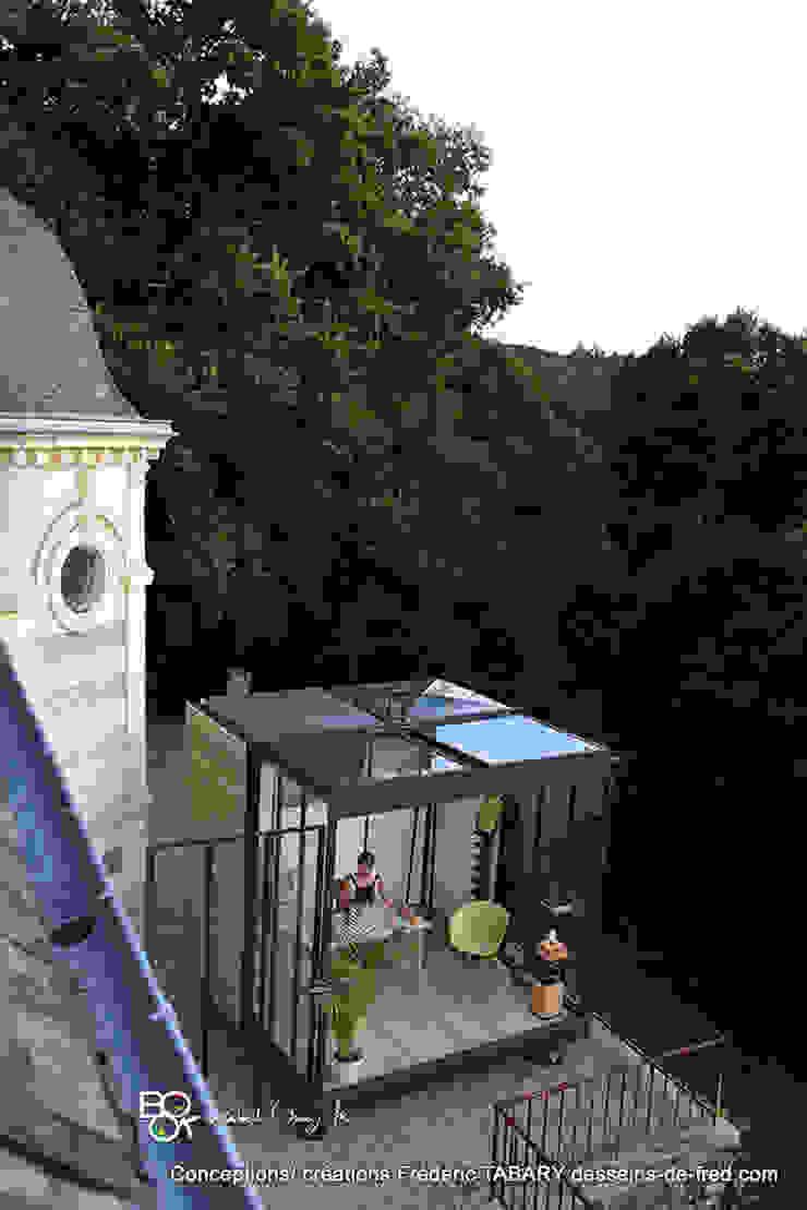 Frédéric TABARY Garden Greenhouses & pavilions