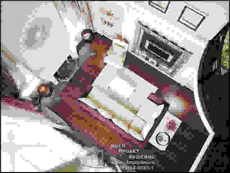 Вид на каминную и диванную зону гостиной Гостиные в эклектичном стиле от Бюро домашних интерьеров Эклектичный