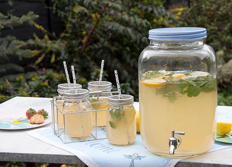 Garden Party Lemonade Drinks Dispenser от Dotcomgiftshop Кантри