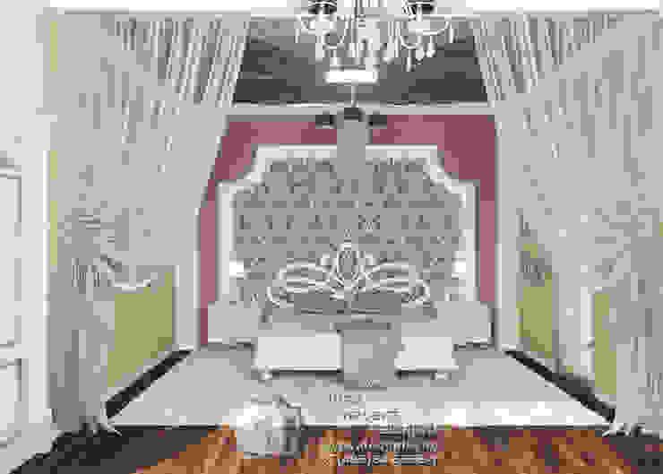 Фото интерьера спальни во французском стиле Спальня в эклектичном стиле от Бюро домашних интерьеров Эклектичный
