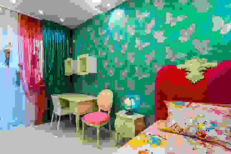 """Квартира в ЖК """"КОСМОС"""" Детская комнатa в классическом стиле от Belimov-Gushchin Andrey Классический"""