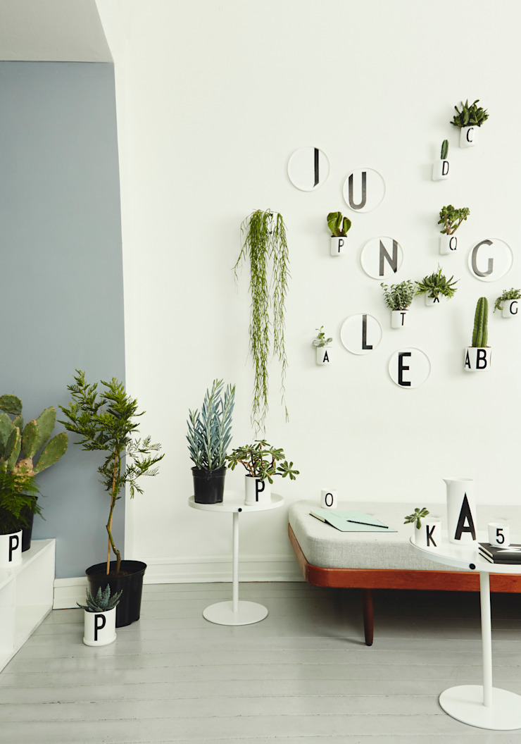 Design Letters Salon scandinave par Design Letters Scandinave