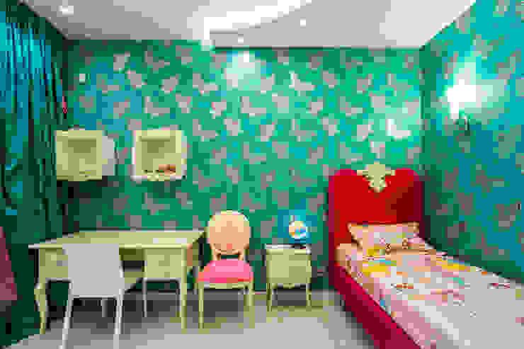 Квартира в ЖК <q>КОСМОС</q> Детская комнатa в классическом стиле от Belimov-Gushchin Andrey Классический
