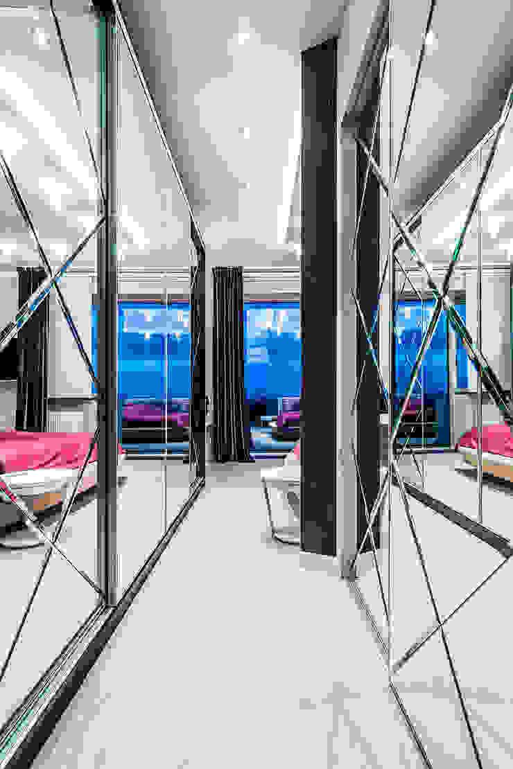 Квартира в ЖК <q>КОСМОС</q> Гардеробная в классическом стиле от Belimov-Gushchin Andrey Классический