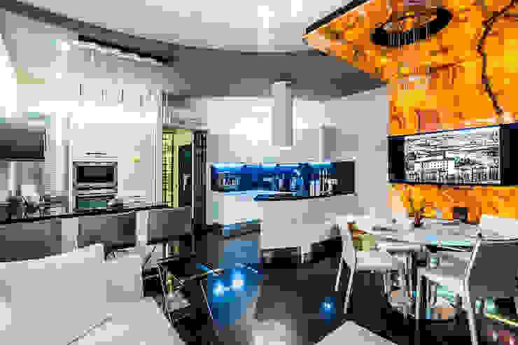 Квартира в ЖК <q>КОСМОС</q> Кухня в классическом стиле от Belimov-Gushchin Andrey Классический