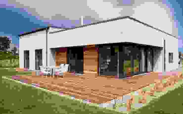 Балкон и терраса в стиле модерн от Kopp Модерн