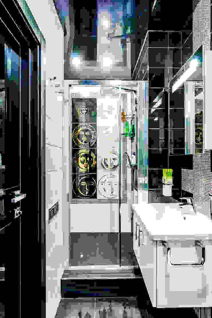 Квартира в ЖК <q>КОСМОС</q> Ванная в азиатском стиле от Belimov-Gushchin Andrey Азиатский