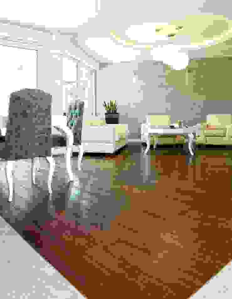 Deski podłogowe Dąb Dover Klasyczne ściany i podłogi od Kopp Klasyczny