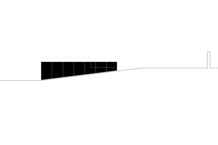 Agência Bancária – Favaios por Luis Barros Arquitectura Minimalista