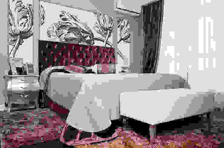 Дизайн интерьера квартиры, ЖК GOLDEN PARK Спа в стиле минимализм от ELIZABETH STUDIO DESIGN Минимализм