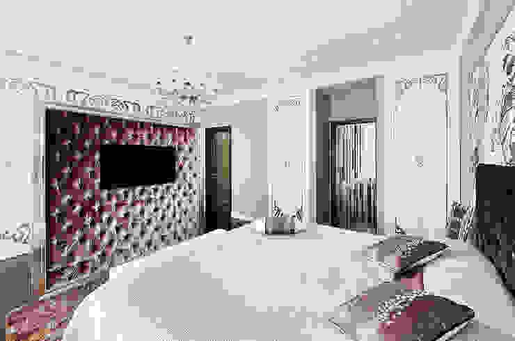 Дизайн интерьера квартиры, ЖК GOLDEN PARK Спальня в стиле модерн от ELIZABETH STUDIO DESIGN Модерн