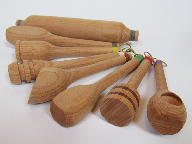 Kitchen utensils Miriam Jones CucinaUtensili da cucina