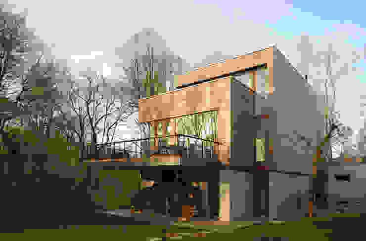 Geschwister Scholl Allee:  Häuser von Carlos Zwick Architekten