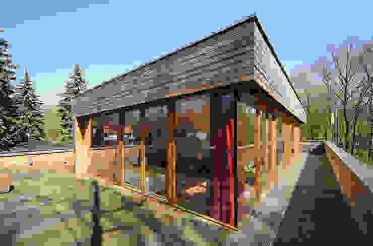 Geschwister Scholl Allee Moderner Garten von Carlos Zwick Architekten Modern