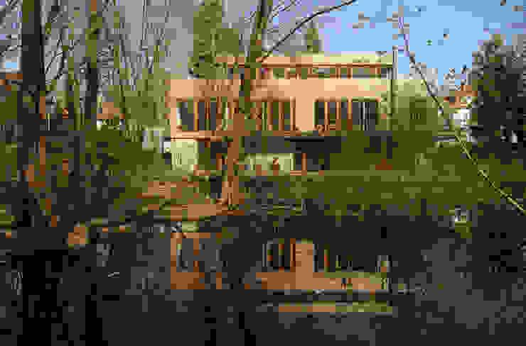 Geschwister Scholl Allee:  Garten von Carlos Zwick Architekten
