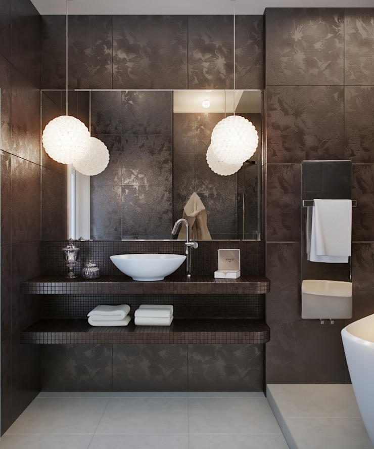 EJ Studio Classic style bathroom