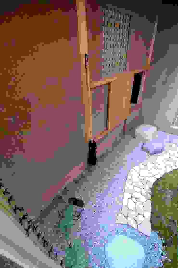 和田山の数寄屋 アジア風 庭 の もやい建築事務所 和風