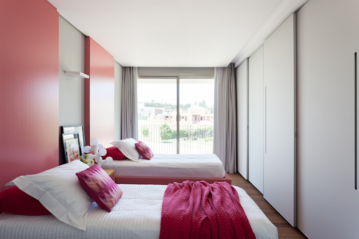 Casa em Itu Quarto infantil minimalista por Consuelo Jorge Arquitetos Minimalista
