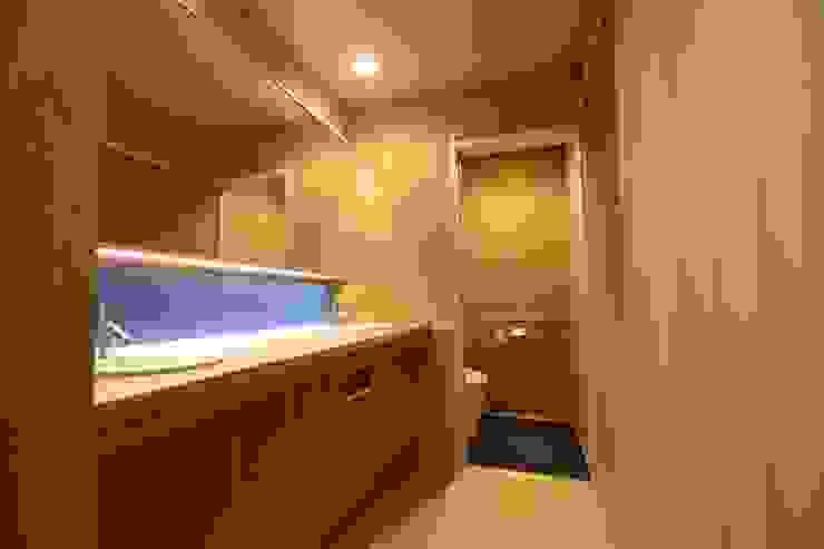 和田山の数寄屋 和風の お風呂 の もやい建築事務所 和風
