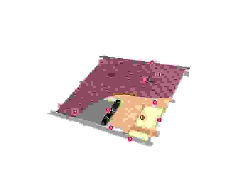 ÇATI TADİLATI Minimalist houses