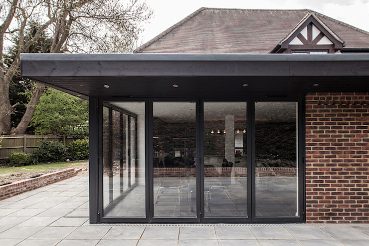 Bi Fold Doors Nic Antony Architects Ltd Modern houses