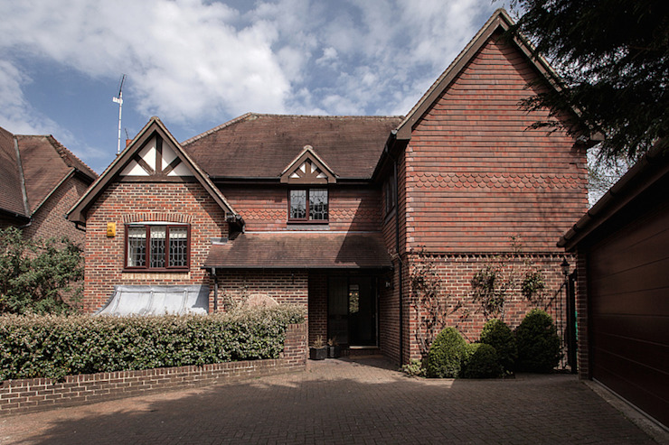 Essex Glamour Nic Antony Architects Ltd Classic style houses