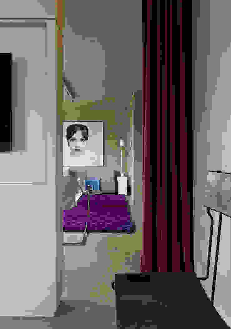 Vila Leopoldina Loft Salas de estar modernas por DIEGO REVOLLO ARQUITETURA S/S LTDA. Moderno