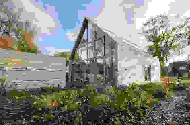 Casas modernas de Blok Kats van Veen Architecten Moderno