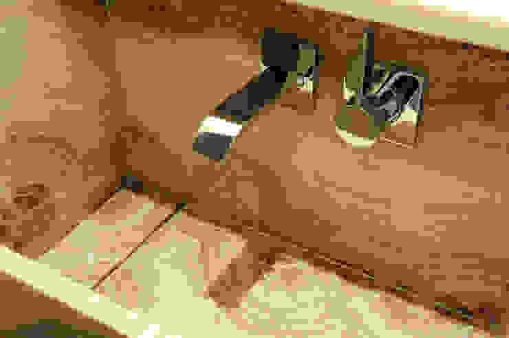 LUXEMBOURG Salle de bain moderne par ZOEVOX - Fabrice Ausset Moderne