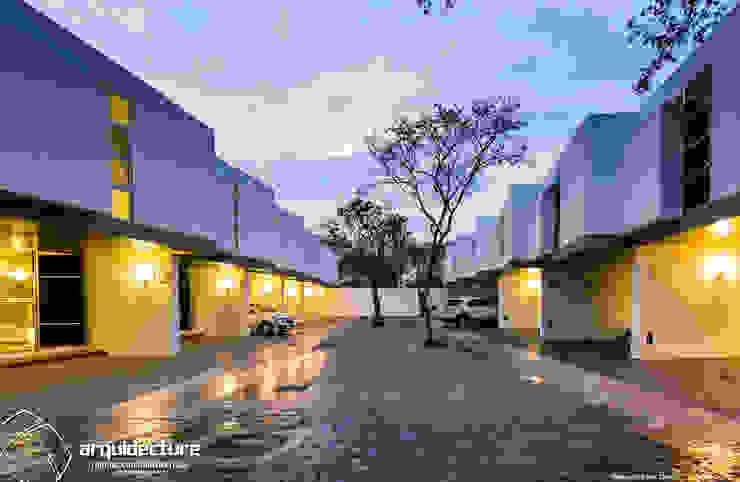 Adagio Arquitectos Rumah Minimalis