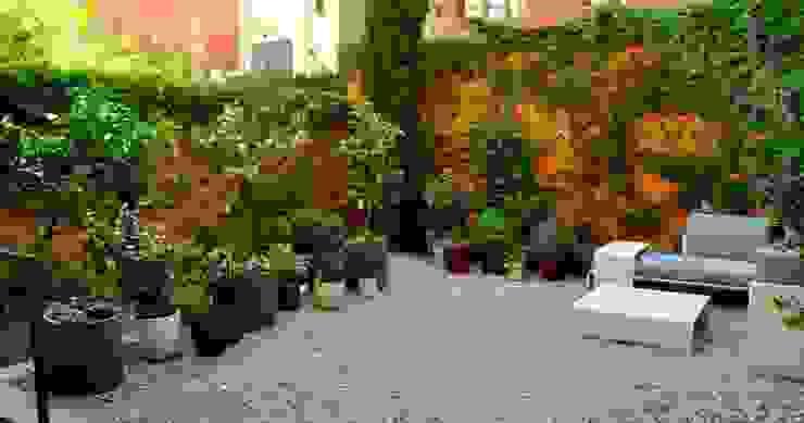 Jardin original par ésverd - jardineria & paisatgisme Éclectique