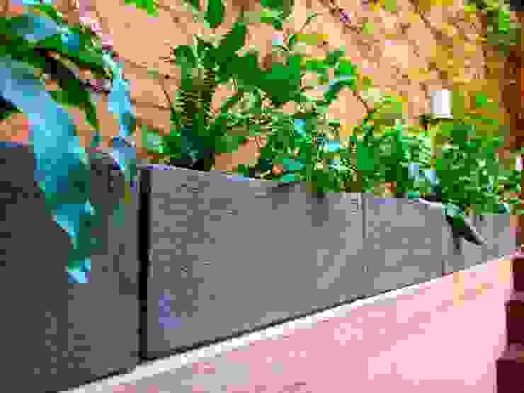 de estilo  por ésverd - jardineria & paisatgisme , Ecléctico