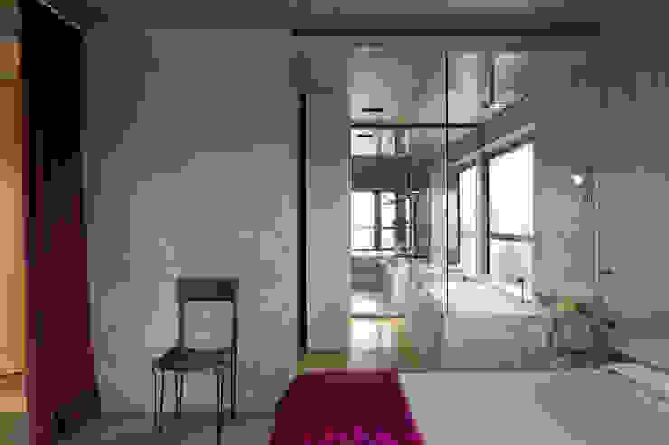 Vila Leopoldina Loft Quartos modernos por DIEGO REVOLLO ARQUITETURA S/S LTDA. Moderno