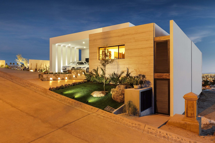 Modern Houses by Imativa Arquitectos Modern