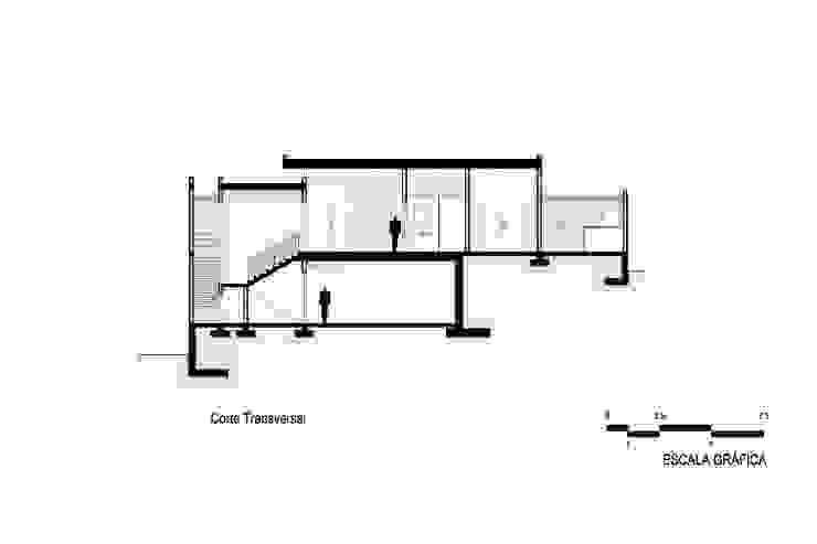 CASA MAR de Imativa Arquitectos Moderno